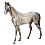 Schreitendes Pferd, Deutsch, 19. Jahrhundert