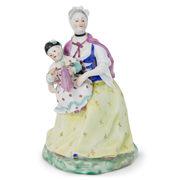 Mutter mit Kind, Wien 18. Jahrhundert