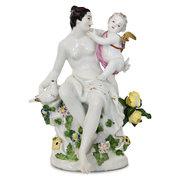 Venus mit Cupido, zugeschr. P. Reinicke & Meissen um 1747