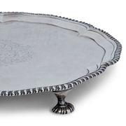 Tablett, Elisabeth Cooke, London 1769