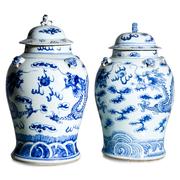 Chinesische Porzellanvasen