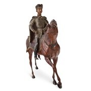 Husar, Wiener Bronze, 1880-1900