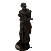 Antikenkopie 'Mädchen von Antium', 19. Jhd.