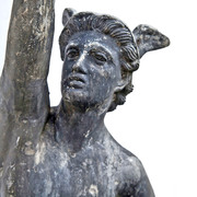 Hermes nach Giambologna, wohl England 19. Jahrhundert