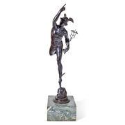 Bronze Hermes, Anfang 20. Jahrhundert