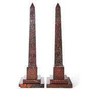 Obelisken, Cornwall, England 19. Jahrhundert