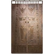 Eisentüren im ägyptischen Stil, um 1800