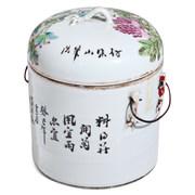 Deckeldose, China 19. Jahrhundert