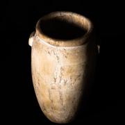 Scheinschnurösengefäß, Ägypten, spätprädynastische/frühdynastische Zeit (um 3000 v. Chr.)