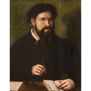 Renaissance, Gelehrtenportrait, 16. Jahrhundert