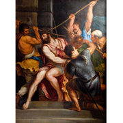 Dornenkrönung Christi nach Tizian, 17./18. Jahrhundert
