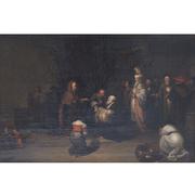 Darbringung im Tempel nach C. Dietricy (1712-1774)
