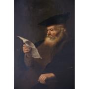 Gelehrtenportrait, Niederlande 17. Jahrhundert