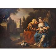 Hermannus Collenius (1650-1723) Vertumnus und Pomona