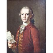Portrait eines Adeligen, 18. Jahrhundert