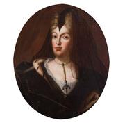 Anton von Maron (1731-1808), Erzherzogin Maria Karolina von Österreich, circa 1794