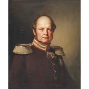 Franz Krüger, Portrait König Friedrich Wilhelm IV., 1849-1857