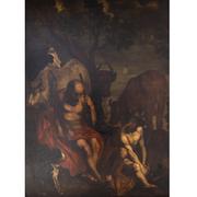 Govert (Gabriel) van der Leeuw (1643/45-1688), Merkur und Argus, 17. Jahrhundert