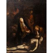Beweinung Christi, 17. Jahrhundert