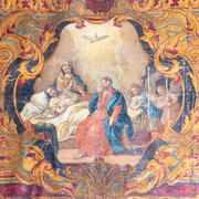 Cuoridoro, Der Tod des Heiligen Josef, Venedig 18. Jahrhundert