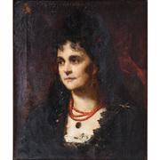 Paulus Merwart, Dona Sol di Alcantâra, dat. 1853