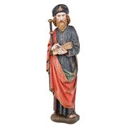Gotische Skulptur des Heiligen Jakob um 1500