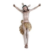 Barocke Christus Skulptur 18. Jahrhundert