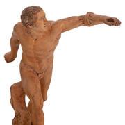 Borghesischer Fechter - Statuette