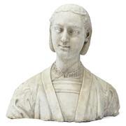 Damenbüste im Renaissance Stil