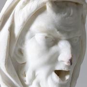 Satyr als Brunnenmaske Italien, um 1800