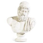 Akademie Büste eines Philosophen