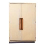 Kleiderschrank von Le Corbusier / ATBAT, 1949-1952