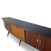Sideboard im Stil von Dassi, Italien Mitte 20. Jahrhundert