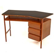 Schreibtisch, Italien 1950er