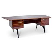 Schreibtisch von Hadar Schmidt, 1950er Jahre