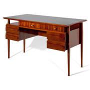 Schreibtisch, Italien Mitte 20. Jahrhundert