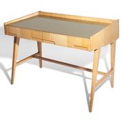 Mid-Century Design Schreibtisch, Italien 1950er Jahre