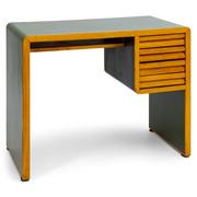 Schreibtisch von Fratelli Bellotti, Italien 1950er Jahre