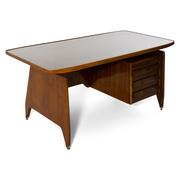 Schreibtisch von Vittorio Dassi, Italien 1950er Jahre