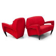 Sofa und Sessel, Italien 80er Jahre