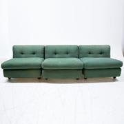 Mario Bellini 'Amanta' Sofa für C&B Italia, Italien 1966