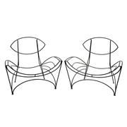 Fat Chair im Stil von Tom Dixon, Industrial Style, entworfen 1991