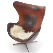 Arne Jacobsen 'Egg Chair', Dänemark 1960er