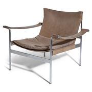 D99 Sessel von Hans Könecke für Tecta, Deutschland 1965