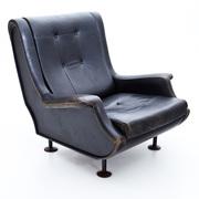 Marco Zanuso 'Regent' Sessel für Arflex, Italien 1960er Jahre