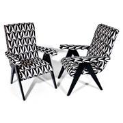Lounge Chairs, Italien Mitte 20. Jahrhundert
