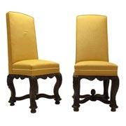 Esszimmerstühle, Renaissancestil