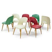 Club Stühle, Italien 1960er