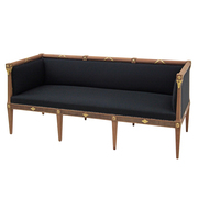 Klassizistische Sitzbank