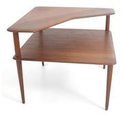 'Minerva' Tisch von Peter Hvidt & Orla Molgaard-Nielsen für France & Son, Dänemark 1950er Jahre